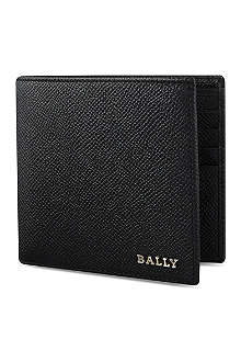 BALLY Plaque billfold wallet