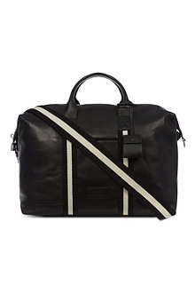 BALLY Trainspotting leather holdall