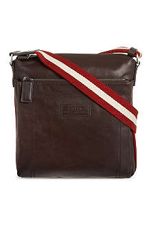 BALLY Trainspotting messenger bag