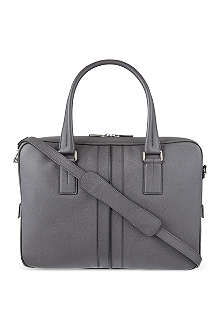TODS Leather briefcase