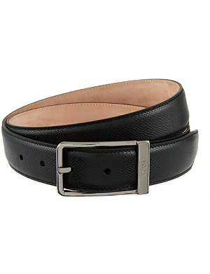 TODS Classic leather belt