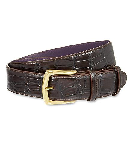 ELLIOT RHODES Coda farkhan belt (T+moro
