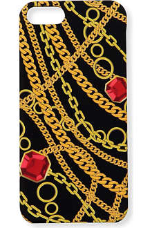 HIGH SNOBIETY Deco Jewel iPhone 5 case