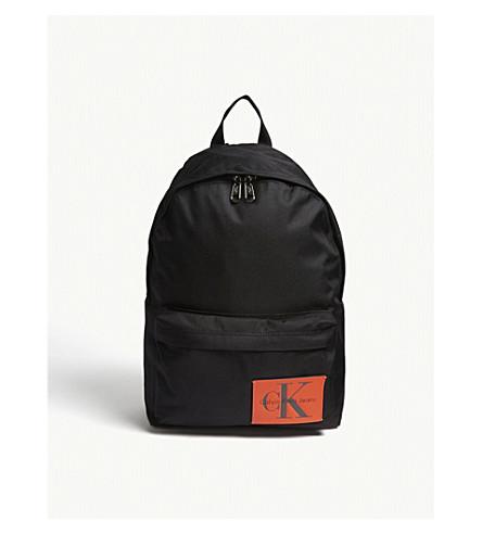 CALVIN KLEIN Sport Essential large backpack (Black