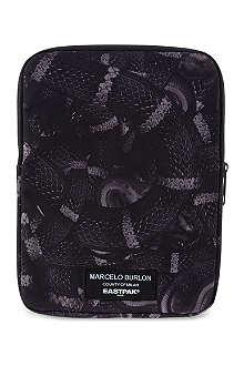MARCELO BURLON Kover snake print tablet case