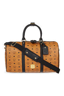 MCM Visetos weekend bag
