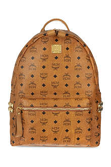 MCM Side studded backpack