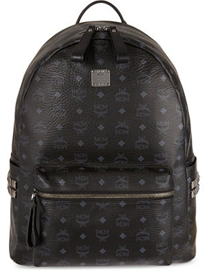 MCM Stark classic large backpack