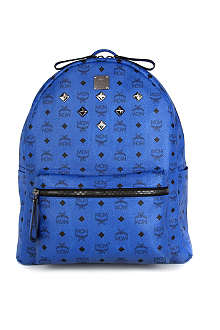 MCM Studded basic large backpack