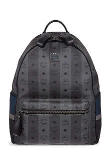 MCM Munich Lion medium backpack