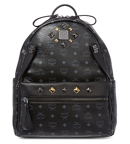 MCM Dual Stark backpack (Black