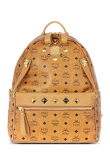 MCM Studded Stark backpack