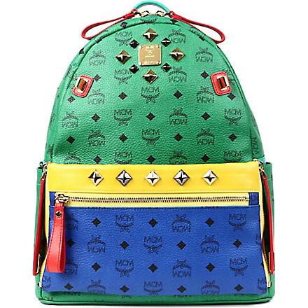MCM Dual Stark medium backpack (Multi