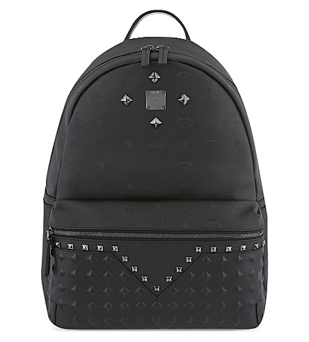 MCM M Moment medium backpack (Black