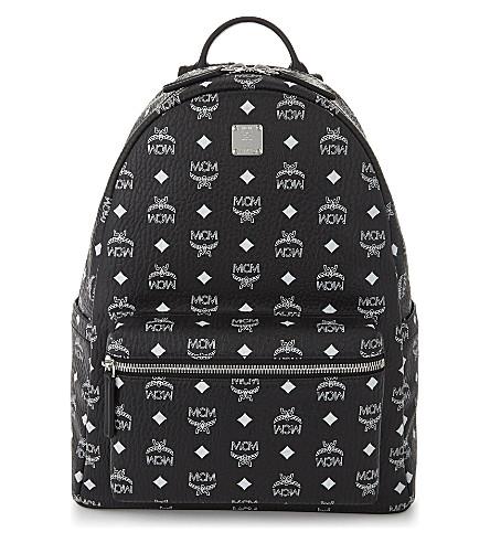 MCM Stark medium backpack (Black