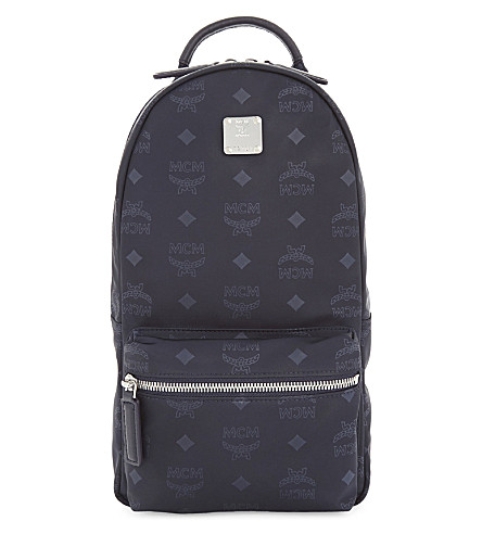 MCM Dieter backpack (Navy+blue