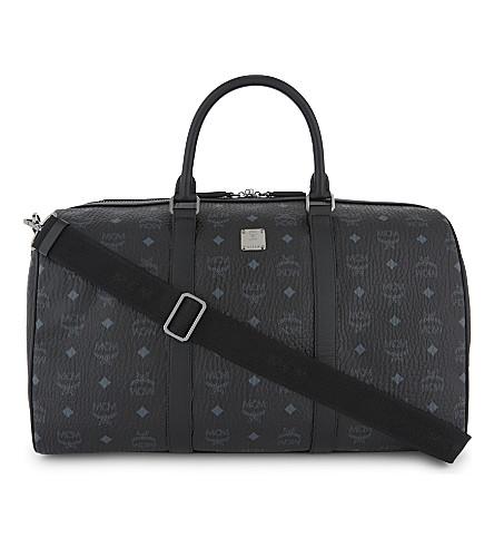 MCM Voyager edium weekend bag (Black