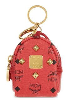 MCM Backpack charm