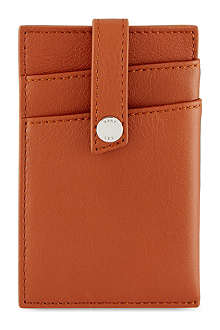 WANT LES ESSENTIELS Kennedy moneyclip card holder