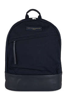 WANT LES ESSENTIELS Kastrup cotton backpack
