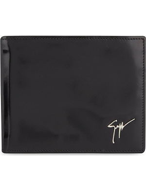 GIUSEPPE ZANOTTI Signature billfold wallet