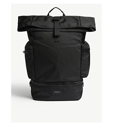 SANDQVIST Verner nylon backpack