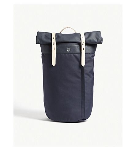 STIGHLORGAN Rori roll top backpack (Navy
