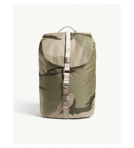 STIGHLORGAN Finn camouflage nylon backpack (Camo
