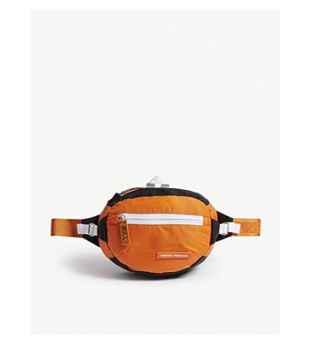 HERON PRESTON Belt bag (Org+blk