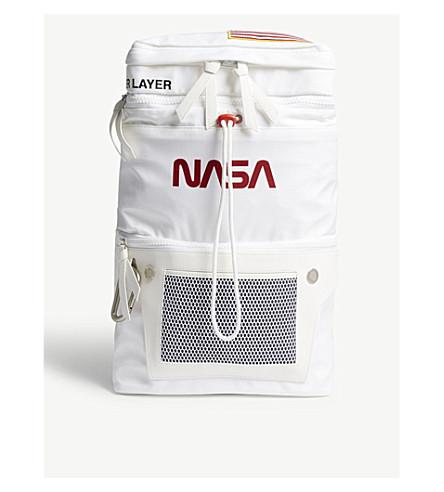 HERON PRESTON NASA backpack (White
