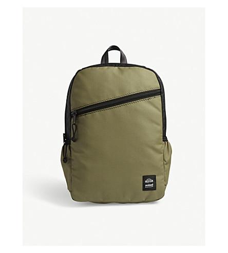 SEALAND Jolla backpack (Black+blue+khaki
