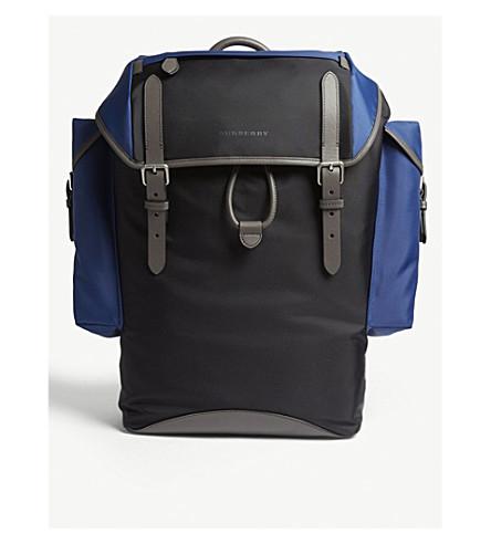 BURBERRY Ranger nylon backpack