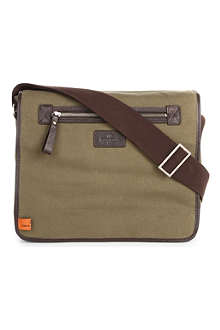 SIMON CARTER Hastings messenger bag