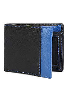 SIMON CARTER Colour strip wallet