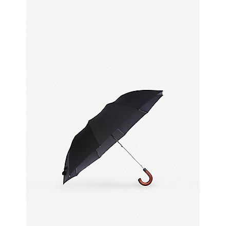 FULTON Magnum wooden handle umbrella (Black
