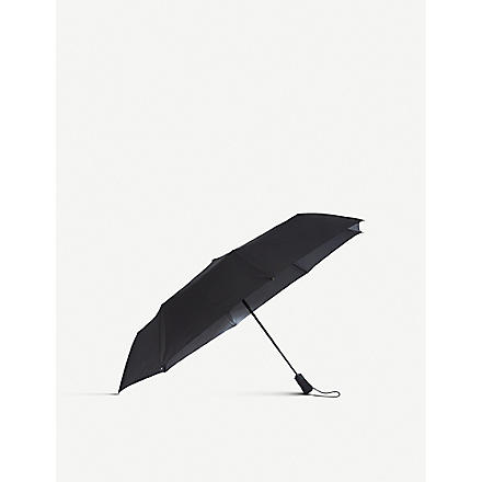FULTON Golfer open and close umbrella (Black