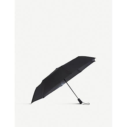 FULTON Golfer open and close umbrella (Black