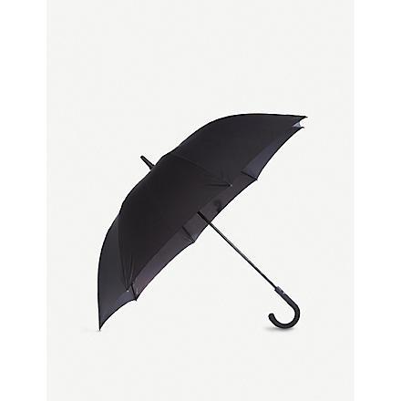 FULTON Knightsbridge crook handle umbrella (Black