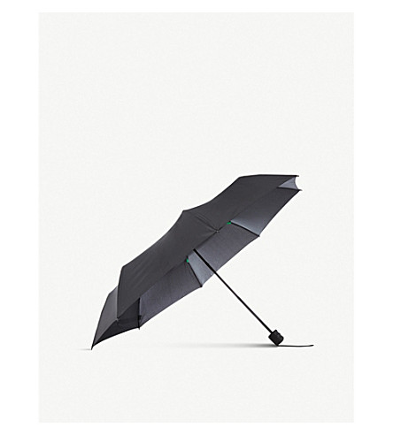 FULTON Hurricane small umbrella (Black
