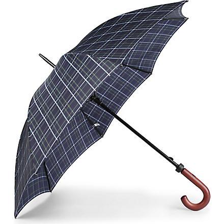 FULTON Double check umbrella (Blue/ green