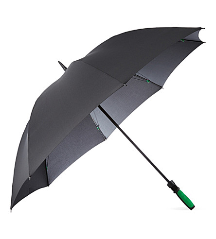 FULTON Cyclone long umbrella (Black