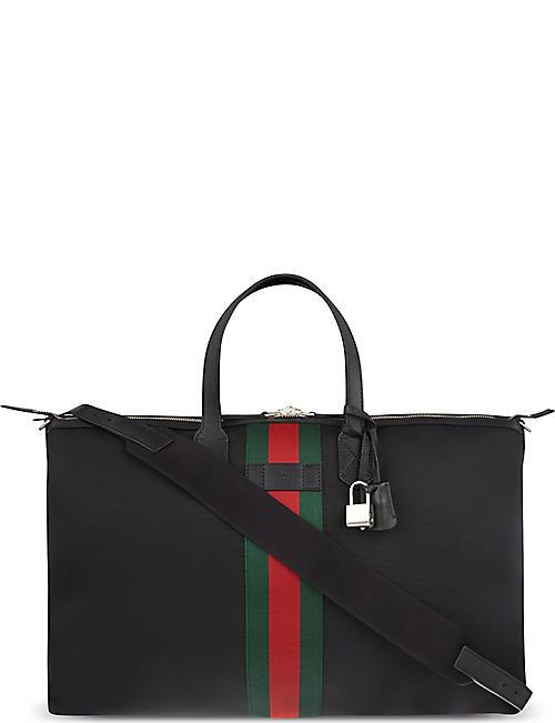 gucci duffle bags for men. gucci techno canvas duffle bag gucci bags for men