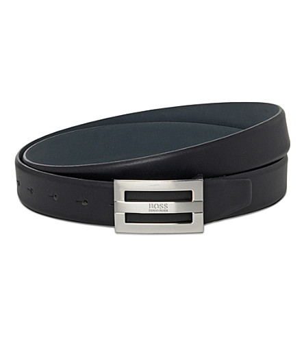 HUGO BOSS Benson belt (Black