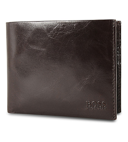 HUGO BOSS Asolo wallet (Black