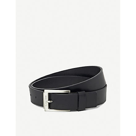 HUGO BOSS Brandon belt (Black