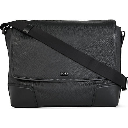 HUGO BOSS Baltiko messenger bag (Black