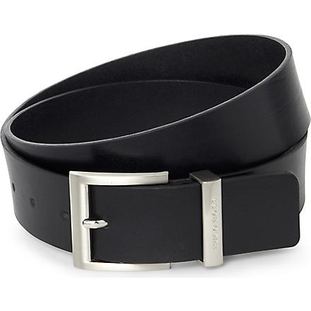 HUGO BOSS Bud belt (Black