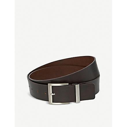 HUGO BOSS Bud belt (Brown