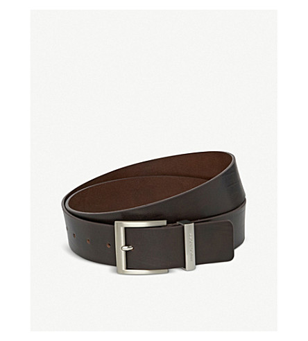 HUGO BOSS Bud belt (Brown