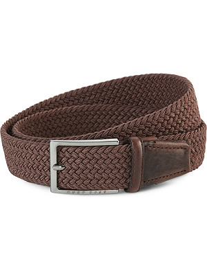 HUGO BOSS Woven fabric belt